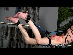Gay bondage ass licking movies Master Sebastian Kane has the jummy