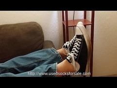 Gay Foot Fetish & Stinky Dirty Socks