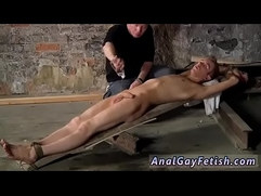 Nude male model asia bondage gay British twink Chad Chambers is his