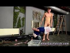 Boy abused by daddy porn bondage and cartoon gay bondage man And who
