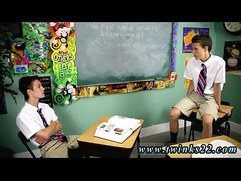 Old men homo sex film Dustin Revees and Leo Page are two schoolboys