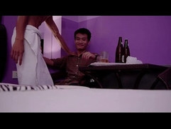 Asian Twinks David and Robin Bareback