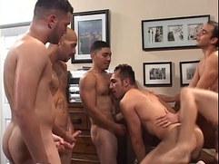 SX Asses Full Of Cum Scene