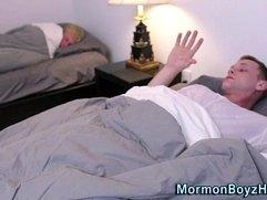 Mormon elder cum raptured