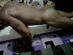 Felix Adhitiya Indonesian Gigolo Doing Naked Sport