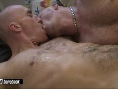British Bareback Couple