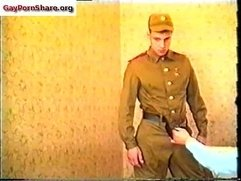 Soviet Army Vintage Gay Video