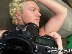 Straight guys save cum gay Blonde muscle surfer fellow needs cash