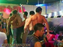 Sucking penis party movies close up gay This astounding masculine