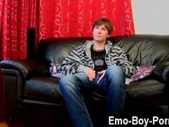 College school gay guys solo He's a slender and petite lad, but his