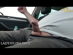 Sklave Ramius Strafaufgabe - 20 ruinierte Orgasmen und Sperma fressen