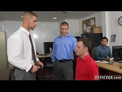 Masculine straight muscular gay porn first time Our chief likes to