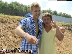 Free porn fisting gay male shit Anal-Sex In Open Field