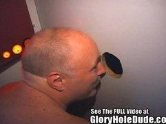 Glory Hole Billy the Boner Beater!