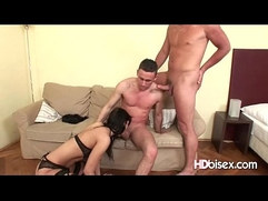 Bisexual Pussy Screwing